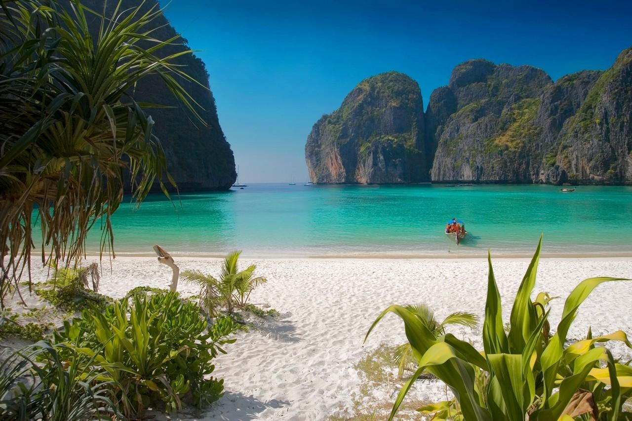 Quelle plage faut-il voir en Thaïlande?