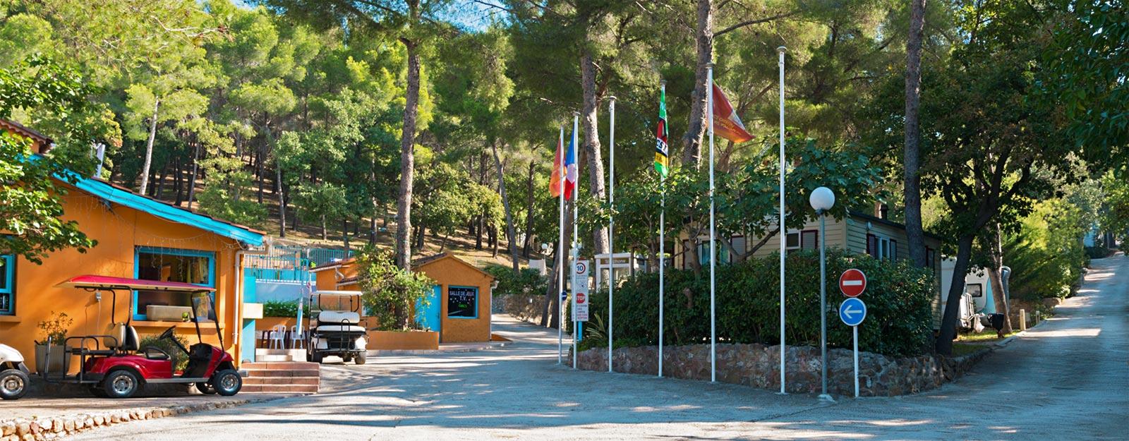 Quels sont les meilleurs campings à Cassis ?