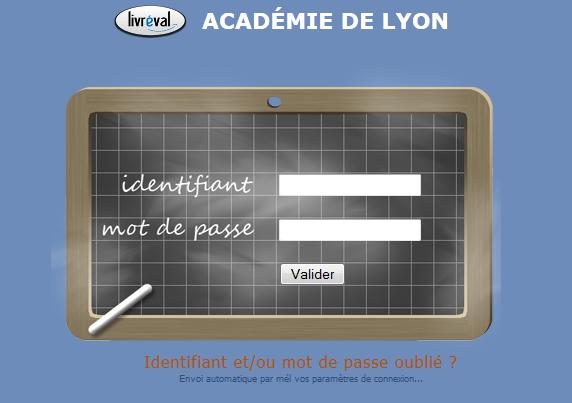 Livreval Lyon: un espace en ligne destiné aux professeurs