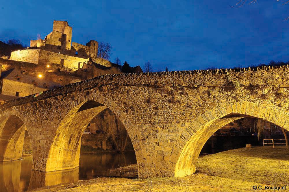 Camping dans l' Aveyron France: où partir?
