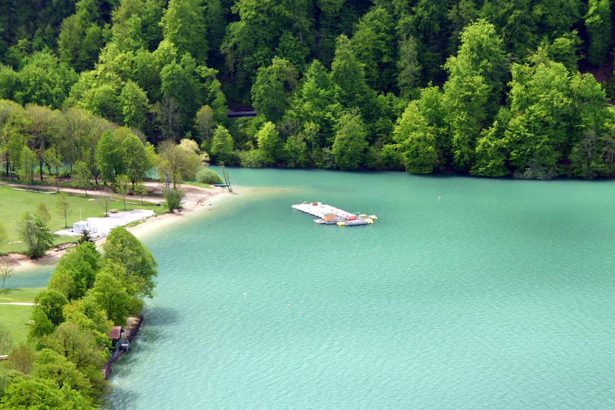 Combien bien préparer un séjour au bord d'un lac