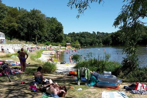 Le Parc de Fierbois, un camping en Indre et Loire